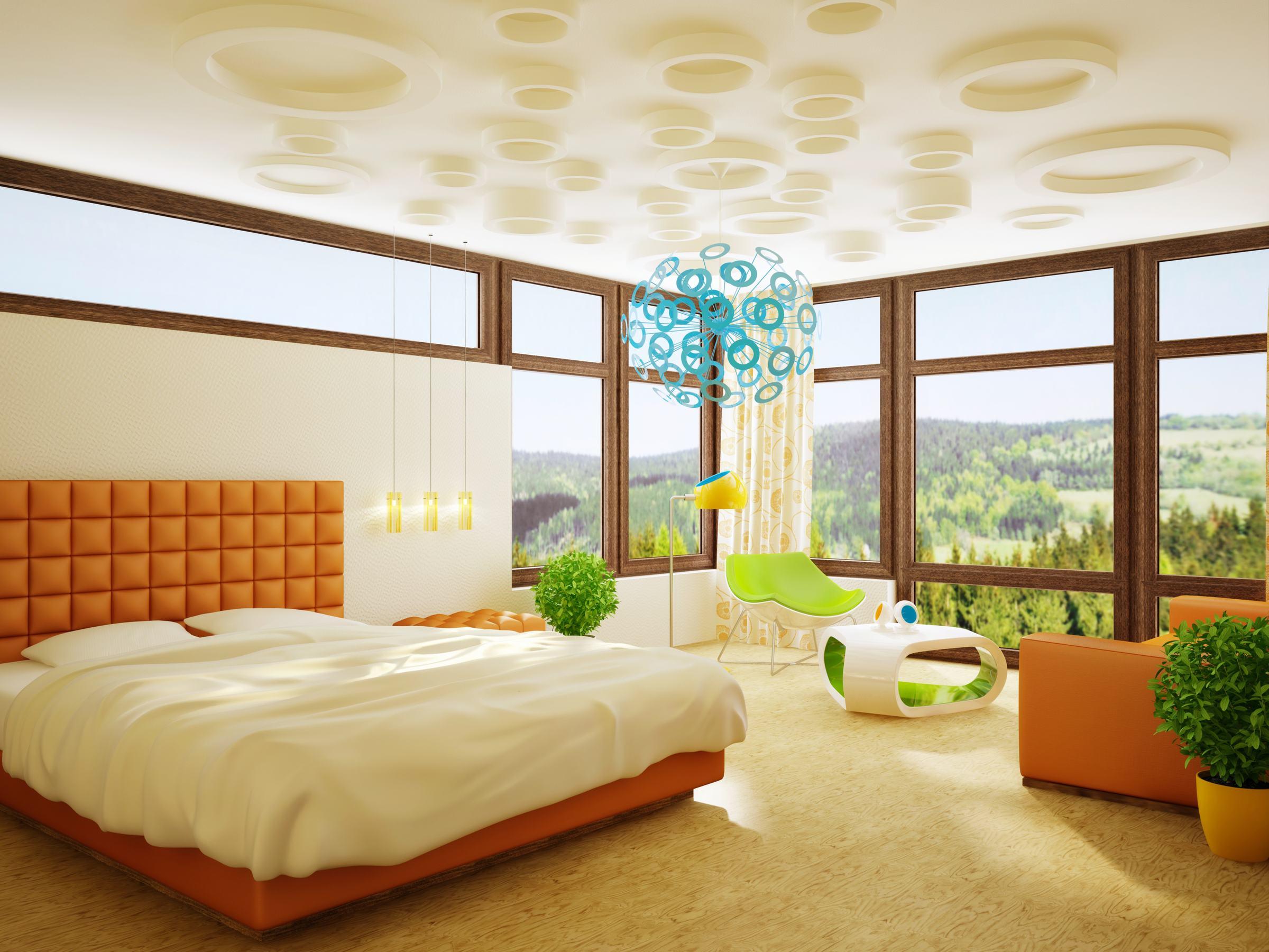 mẫu trần thạch cao phòng ngủ đơn giản mà đẹp | Vĩnh Tường