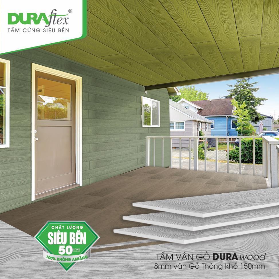 Tấm vân gỗ durawood