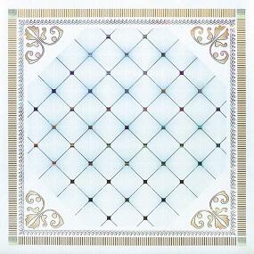 mẫu tấm trần thả 2-Tech