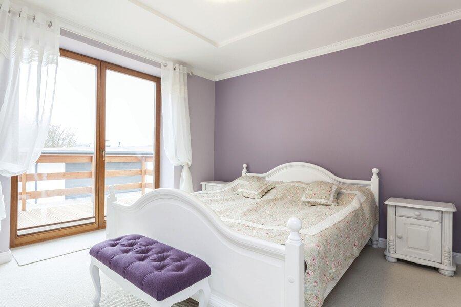 mẫu trần thạch cao phòng ngủ nhỏ
