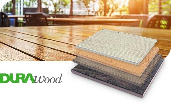 Cac loại gỗ nhựa ngoài trời - DuraWood