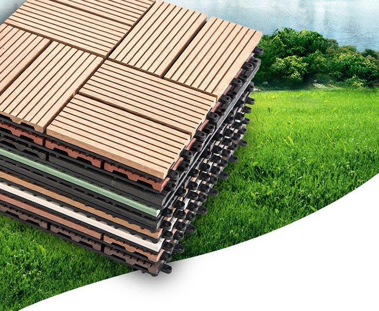 Cac loại gỗ nhựa ngoài trời là gì
