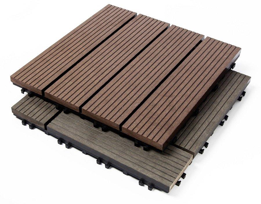 Các loại gỗ nhựa ngoài trời - Thanh gỗ