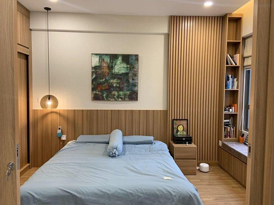lam gỗ phòng ngủ