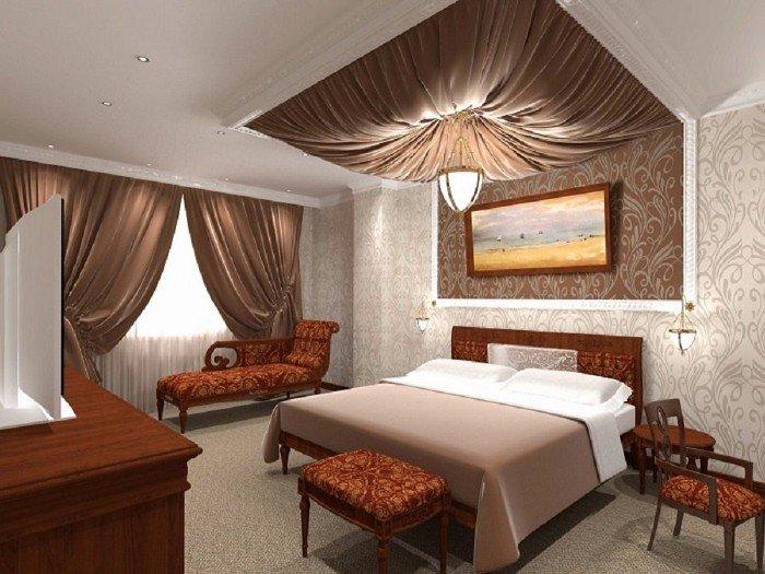 mãu trần thạch cao phòng ngủ đẹp