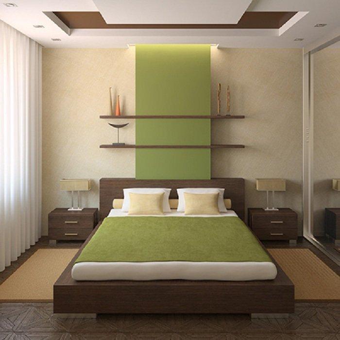 trần phòng ngủ