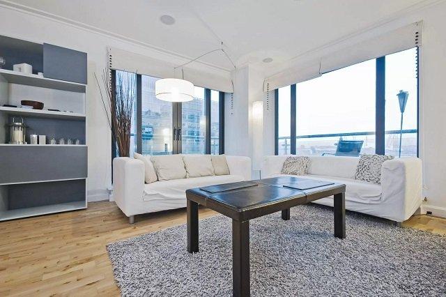 Mẫu trần thạch cao đơn giản phòng khách | Vĩnh Tường